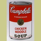 Andy Warhol (after) Chicken Noodle