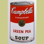 Andy Warhol (after) Green Pea