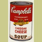 Andy Warhol (after) Cheddar Cheese
