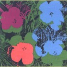 Andy Warhol (after) Flowers II.64