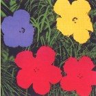 Andy Warhol (after) Flowers II.73