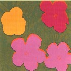 Andy Warhol (after) Flowers II.68