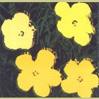 Andy Warhol (after) Flowers II.72