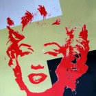 Andy Warhol (after) Golden Marilyn II.44