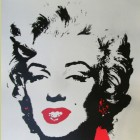 Andy Warhol (after) Golden Marilyn II.36