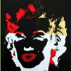 Andy Warhol (after) Golden Marilyn II.39
