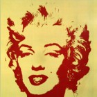 Andy Warhol (after) Golden Marilyn II.40