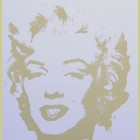 Andy Warhol (after) Golden Marilyn II.41