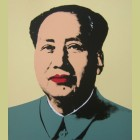 Andy Warhol (after) Mao (Yellow)