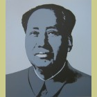 Andy Warhol (after) Mao (Grey)