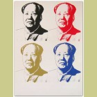 Andy Warhol (after) Mao (Quad)