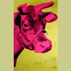 Andy Warhol Cow