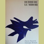 Georges Braque Cover, Derriere le Miroir 135/136