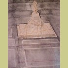 Christo Wrapped Monument to Emanuele