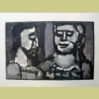 Georges Rouault Christ and Veronica