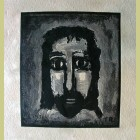 Georges Rouault Christ, from the Passion