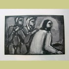Georges Rouault Christ as Prisoner