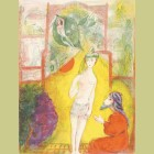 Marc Chagall Then the boy displayed the dervish..., from Arabian Nights