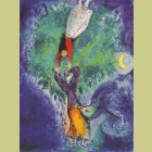 Marc Chagall So I came down from the tree..., from Arabian Nights