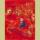 Marc Chagall Noon, in Summer, from Daphnis and Chloe