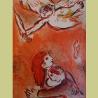 Marc Chagall The Face of Israel