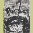Marc Chagall The Fortune and the Young Boy, from Les Fables de la Fontaine, Volume II