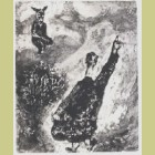 Marc Chagall The Charlatan, from Les Fables de la Fontaine, Volume II