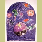 Marc Chagall (after) The Tribe of Simeon