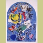 Marc Chagall (after) The Tribe of Dan