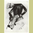 Marc Chagall Man With Cane