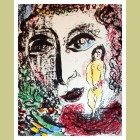 Marc Chagall Apparition at the Circus