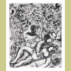 Marc Chagall The Pair in the Tree