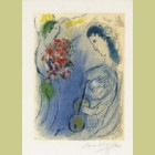 Charles Sorlier after Marc Chagall The Angel of the Music
