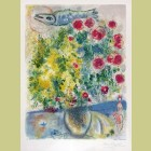 Charles Sorlier after Marc Chagall Roses and Mimosa