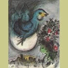 Charles Sorlier after Marc Chagall The Blue Bird