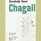 Marc Chagall (after) Kunsthalle Basel