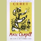 Marc Chagall (after) The Circus