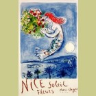 Marc Chagall The Bay of Angels