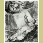 Marc Chagall Death of Moses