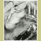 Marc Chagall Samuel Called by God