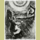 Marc Chagall Child Revived by Elijah
