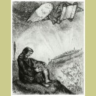 Marc Chagall Prophecy Over Jerusalem