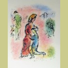 Marc Chagall Ulysses Makes Himself Known