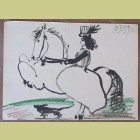 Pablo Picasso (after) Lithograph