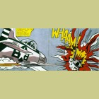 Roy Lichtenstein WHAAM! (poster)