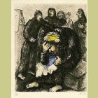 Marc Chagall Jacob Weeping for Joseph