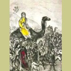 Marc Chagall Jacob's Departure from Egypt