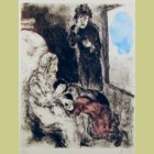 Marc Chagall Blessing of Ephraim and Manesseh