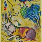 Marc Chagall The Tribe of Naphtali