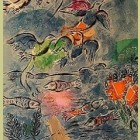 Marc Chagall (after) The Tribe of Ruben